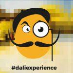 I gadgets #DALIEXPERIENCE con la realtà aumentata